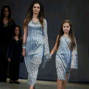 Rochie argintie – Copii