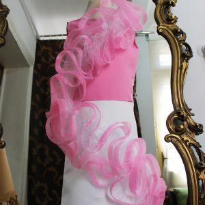 Rochie roz rijerina