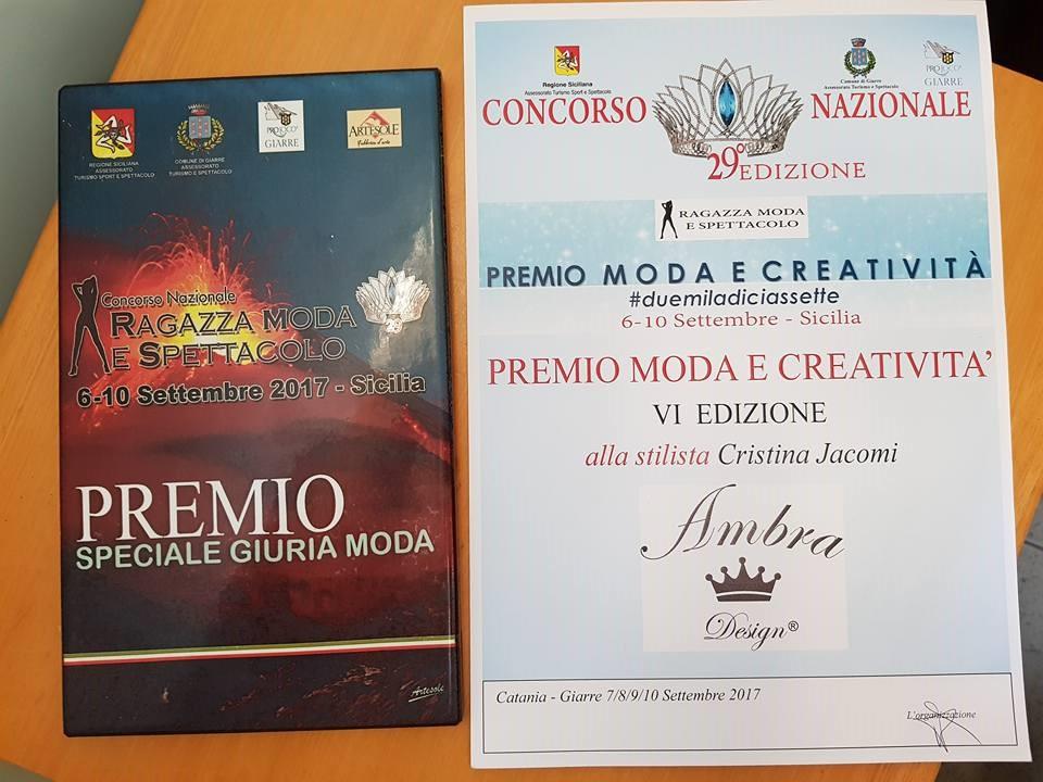 Ragazza Moda e Spettacolo 2017 - seara II - Ambra design