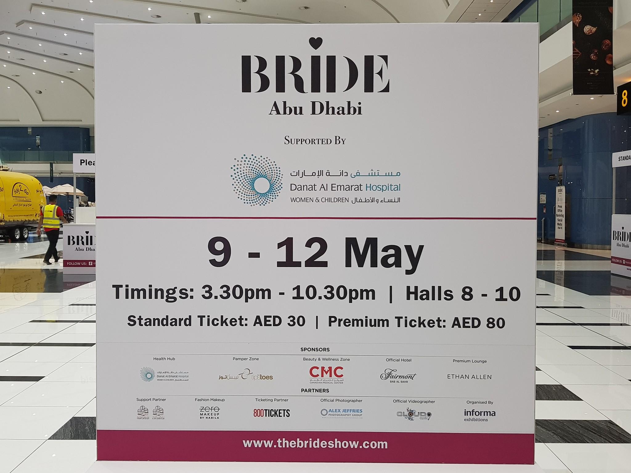 ``Bride Show`` - Abu Dhabi, 2018